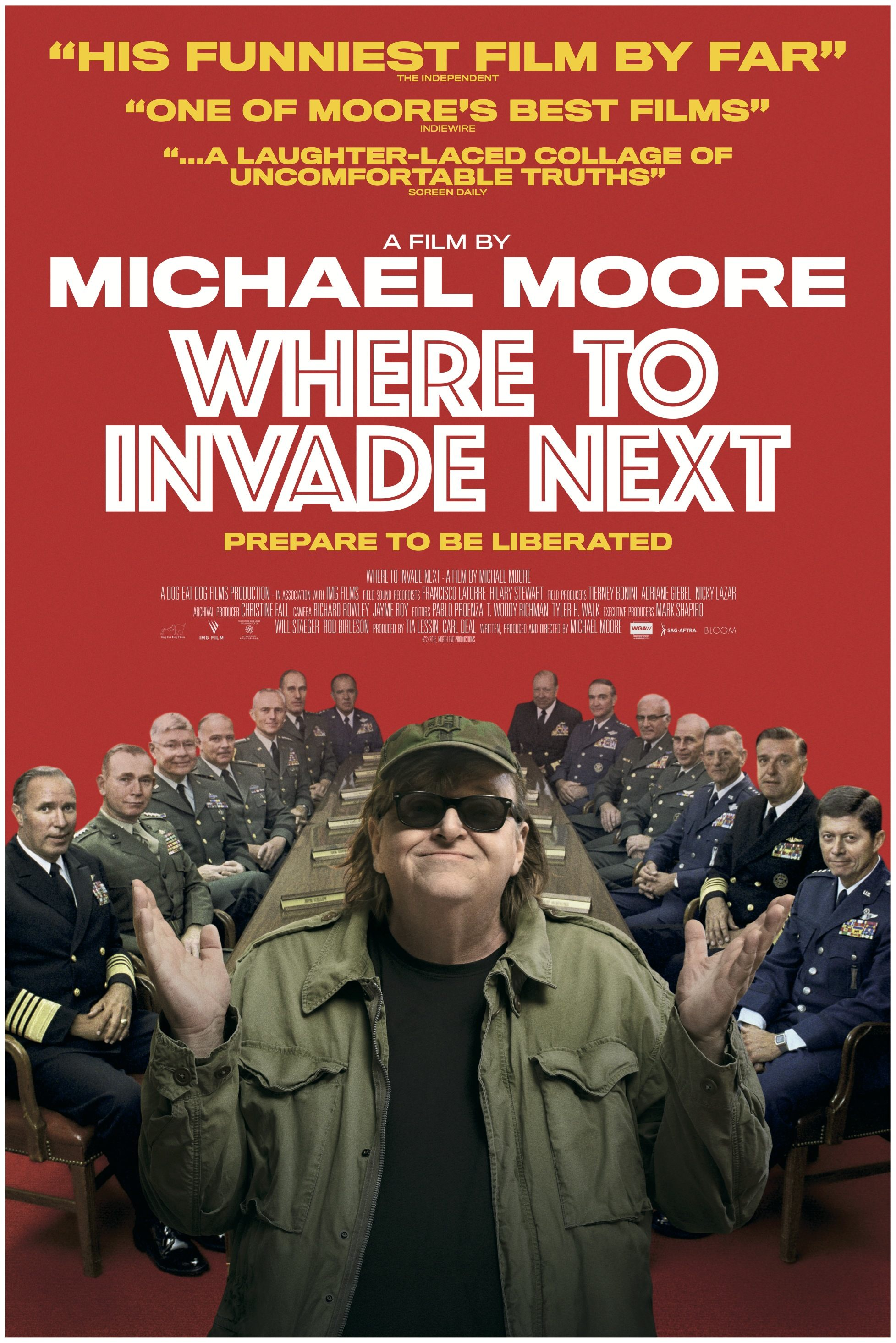Image result for where to invade next