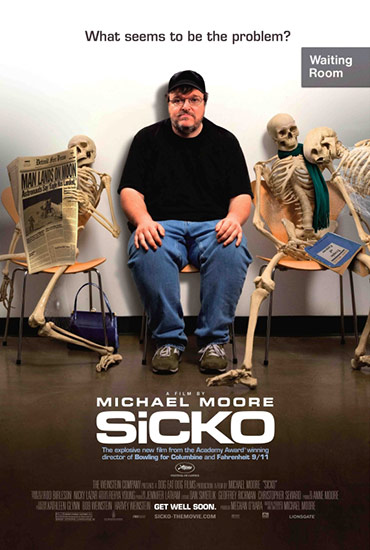 Sicko by Michael Moore: documentary film review Essay